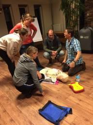 AED cursus 27-11-2019