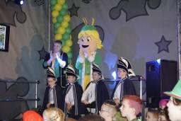 Zaterdagmiddag kindermiddag Hercules en zaterdagavond Prijsuitreiking optocht Durdauwers 23-02-2020